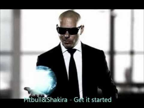 Pitbull - Get it started (feat Shakira)