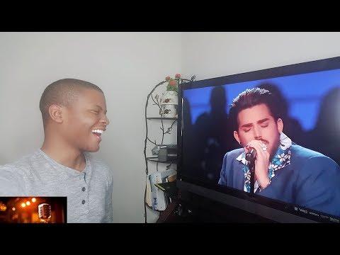 "Adam Lambert - ""Blue Suede Shoes"" Elvis Tribute (REACTION)"