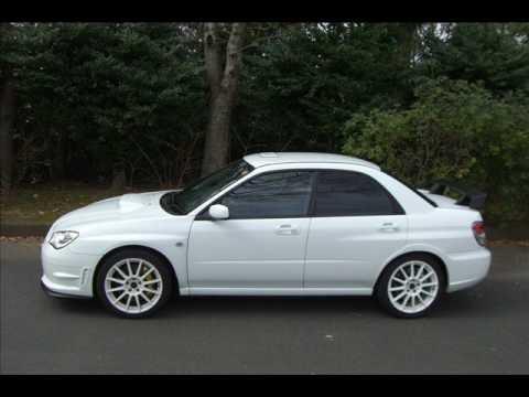 Subaru Impreza WRX STi Spec C type RA-R - YouTube