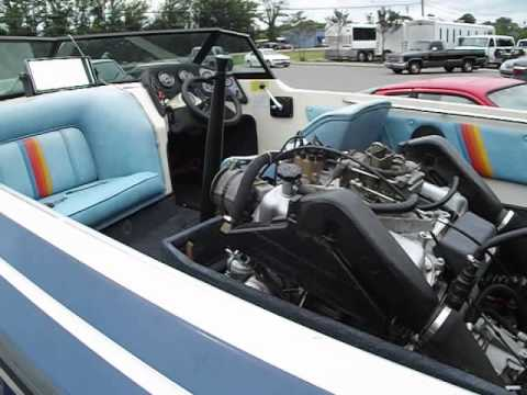 Supra Final Running after Holly Carb Overhaul Ford 351