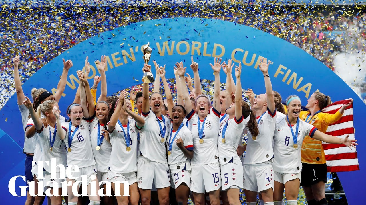 Women's World Cup 2019: how USA became four-times champions