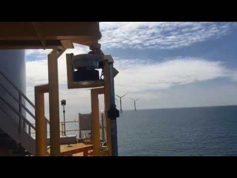 Offshore Wind Turbine Ascent