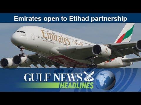 Emirates open to Etihad partnership - GN Headlines