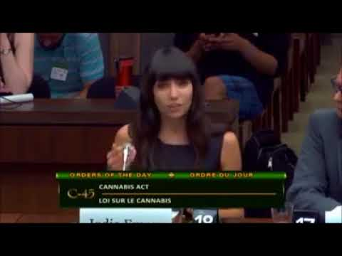 Jodie Emery & Marc Emery Testimony to HESA on the Cannabis Act