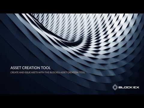 BlockEx Digital Asset Exchange Platform Demo Video