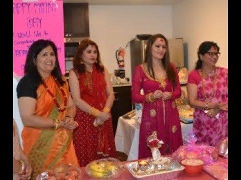 Nepali New Year & Mitini Day 2075, in Falls Church, VA, USA