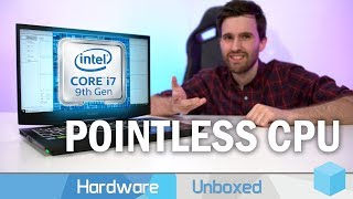 Intel Core i7-9750H vs Core i7-8750H Benchmarked, Why Does This New CPU Exist!?