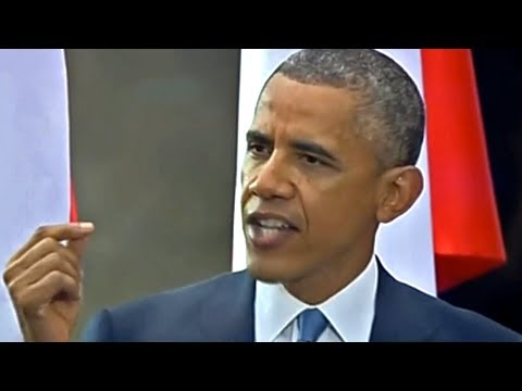 President Obama's Powerful Poland Speech