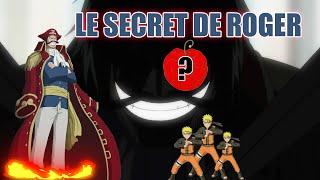 One piece theorie #9 : gol d roger est vivant ! son fruit du dÉmon rÉvÉlÉ ? chap 818+ (partie 1/2)