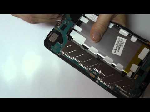Samsung Galaxy Tab 3 SM T211 3G замена разъема Micro Usb