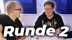 DUELL UM DIE GELD - Runde 2 vom Fragen-Poker!