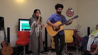 Inja Jaye Moondan Nist - Sirvan Khosravi Cover ( D3lara )