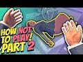 HOW NOT TO PLAY: L.A. Noire VR - PART 2