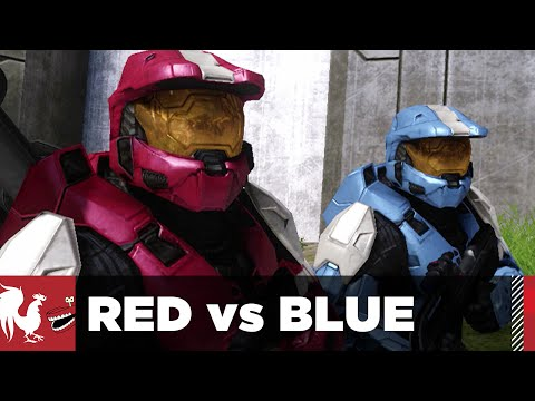 Coming up next on Red vs Blue Season 14 - Death Battle: Meta vs. Carolina: Dawn of Awesome
