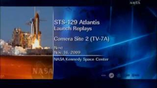 sts-129 launch replays 1
