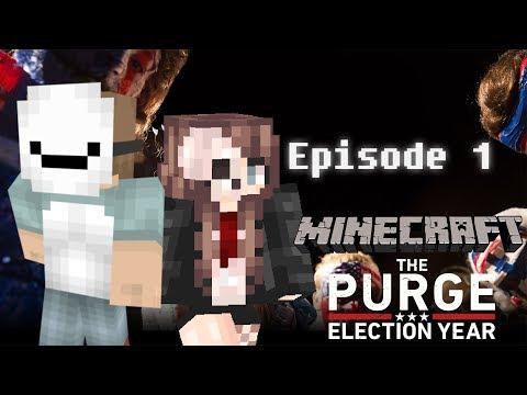 Minecraft The Purge Episode 1