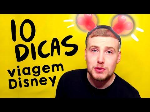 10 DICAS p/ planejar viagem p Orlando/Disney/ (na 6ª dica tu economiza) | Igor Saringer