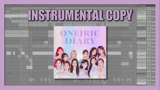 [Instrumental copy] IZ*ONE - 회…