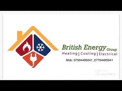 British energy group work professionals