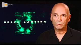 "Cineasten.TV Interview Mit Martin Campbell V. ""Green Lantern"""