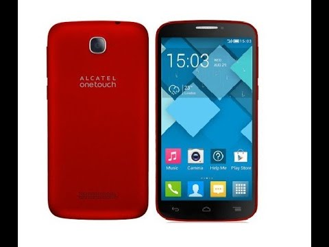 Flash Stock Rom Alcatel Onetouch 7040D by SP Flash Tool
