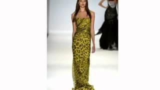 видео платья 2012 фото