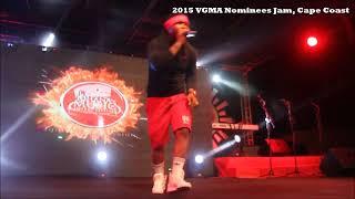Edem performing at 2015 VGMA Nominees Jam | GhanaGist.com