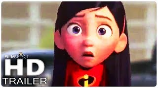 "INCREDIBLES 2 ""Violet is awkward"" Trailer (2018)"