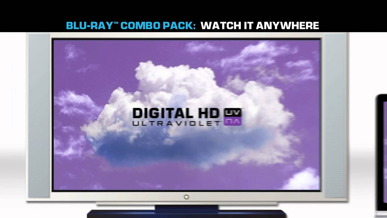 blu ray combo packs and digital hd with ultraviolet youtube. Black Bedroom Furniture Sets. Home Design Ideas