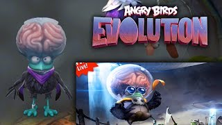 ANGRY BIRDS EVOLUTION - Alien Abduction Event / Dr Probotnik (5 Star) Unlocked