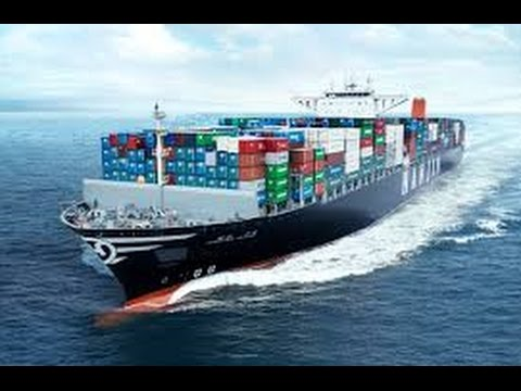Container Ship Companies Boom!  The Best Shipping Company St