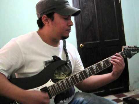 Bailar Contigo - Carlos Vives - Guitar Cover
