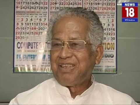 Tarun Gogoi on Katrina