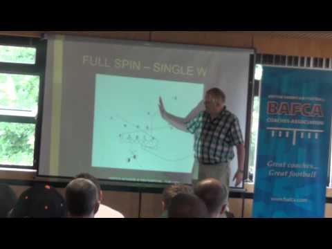 Speed, Power & Deception in Football Theory - Ted Seay BAFCA 2015