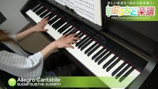 使用した楽譜はコチラ http://www.print-gakufu.com/score/detail/56353...