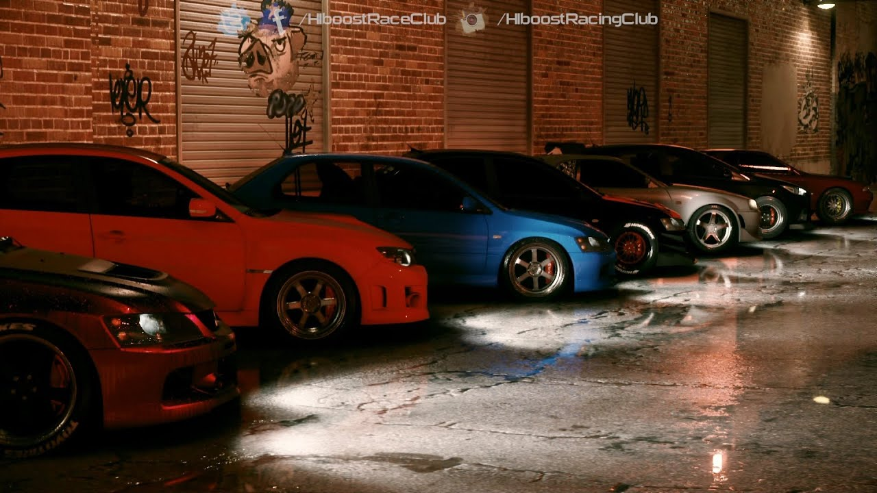 Need For Speed 2015 (PS4) | AWD Street Car Meet | 500+HP ...