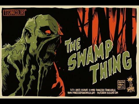 Swamp Thing (Trailer)