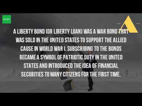 What Is A Liberty Bond?