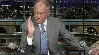 The Late Show with David Letterman - Billy Crystal/Cedrick the Entertainer/Dan Wheldon