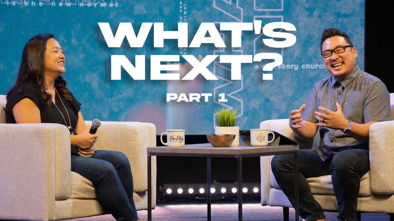 Part 1: COVID-19 Update // What's Next? // NewStory Church