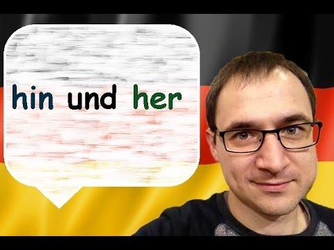 hin und her - język niemiecki - gerlic.pl