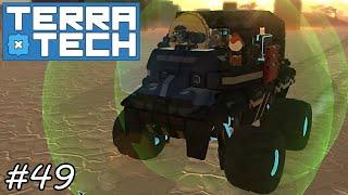 #49【ゆっくり実況】TerraTech ブロック車両で惑星開拓