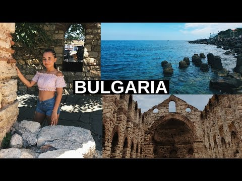 BULGARIA TRAVEL VLOG
