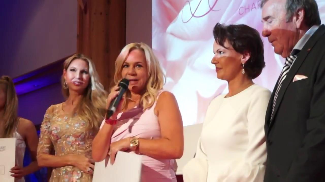 Charity Event Dinner Rosé In Der Grünwalder Einkehr Youtube
