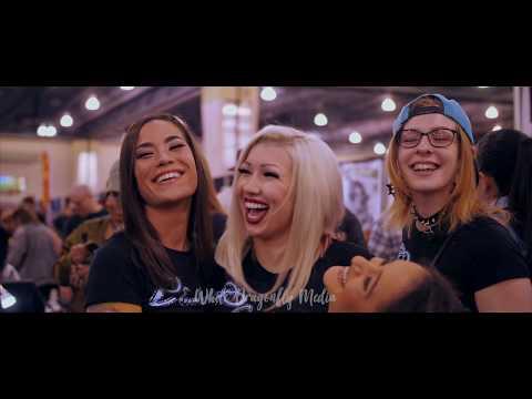 Tattoo convention 2018 Philadelphia