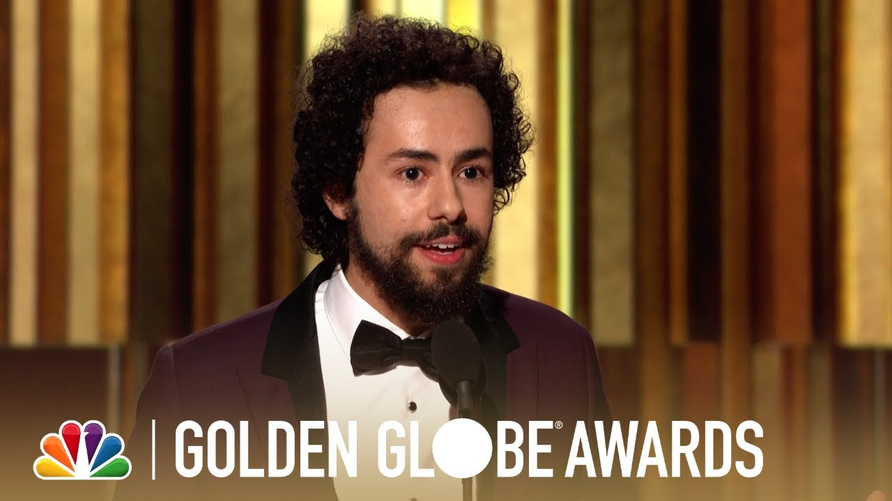 Golden Globes: Ramy Youssef Wins Best Actor in a TV Comedy