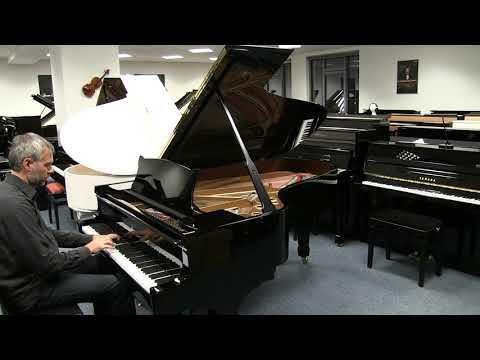 steinway-and-sons-flügel-b-211-♫-klang-probe-♫-steinway-grand-piano-demonstration-♫-schwarz-211cm-♫