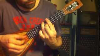 Perfect Day - Lou Reed // ukulele solo Thumbnail