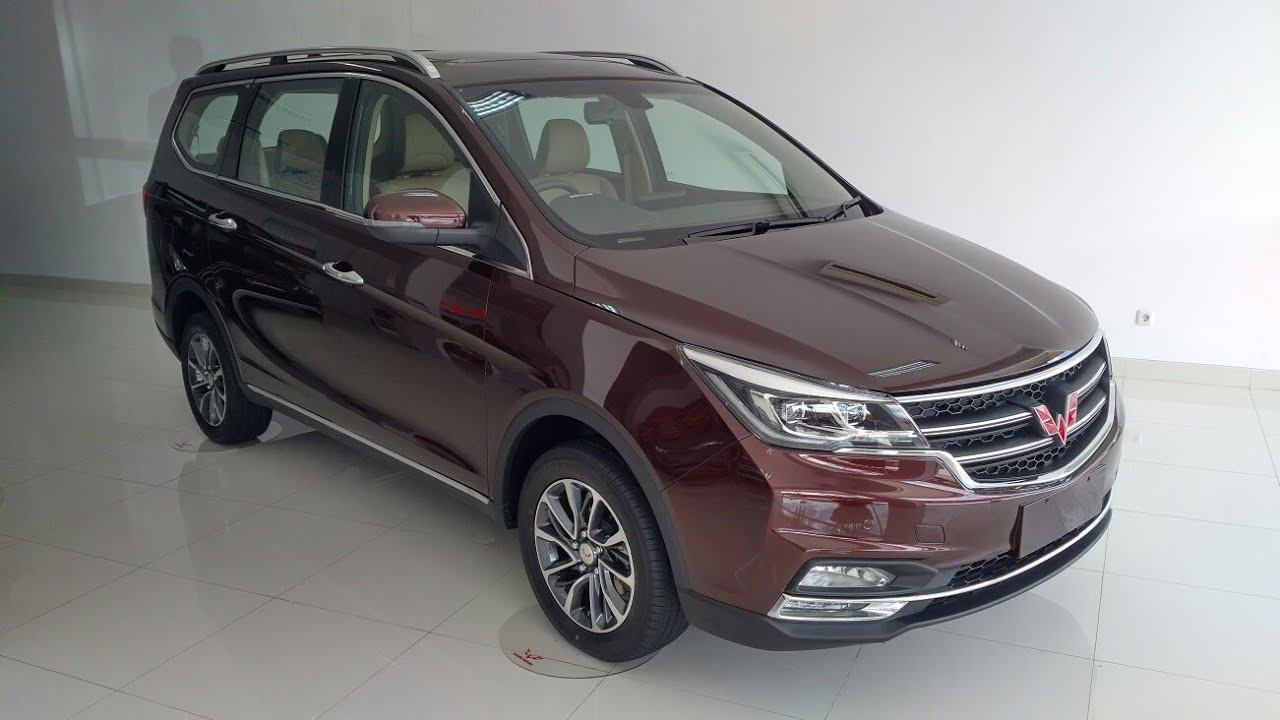 In Depth Tour Wuling Cortez 1.8 AMT Luxury
