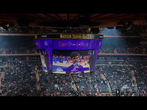 New York Knicks 2017-2018 Intro (vs. Atlanta Hawks [Garden of Dreams Night])